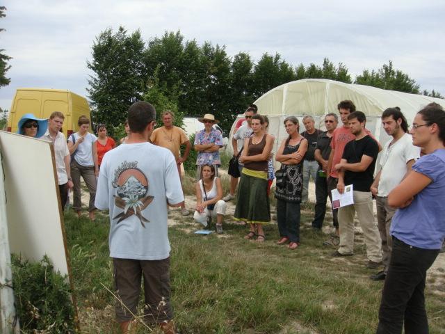 r u00e9sultats biodiversit u00e9 fonctionnelle  u2013 visite du 16 juin 2011  u2013 vaucluse