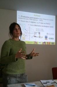 GRAB Chloé Gaspari en plein zoom sur l'évaluation participative