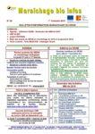 Couverture du bulletin Maraîchage Bio Info n°98