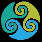 Logo du congrès mondial de la Bio en 2020 à Rennes