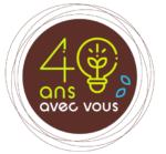 Logo des 40ans du Grab