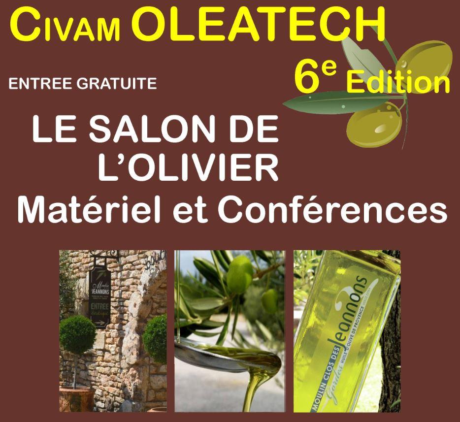 Conférence fertilisation et engrais vert au salon oléicole 2020